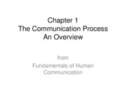 Chapter 1 - Powerpoints