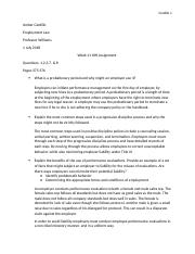 cardillo hw assignment 11 employment law.docx