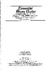 Essential Blues Guitar Lessons pdf -