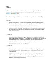 ASSIGNMENT 03. CHAPTERS 9-11 CRITICAL THINKING QUESTIONS.docx