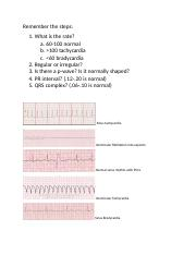EKG More Practice with Answers.docx