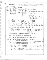 86_Mechanics Homework Mechanics of Materials Solution
