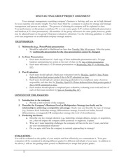 MNGT 481- FINAL GROUP PROJECT ASSIGNMENT(4)