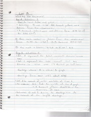 Math 112  Lecture Notes 3A