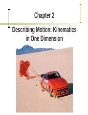 2_Kinematics One-D.ppt