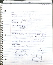 Gen Chem Notes 11-15-11