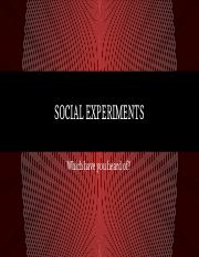Day 16 - Social Experiments.pptx