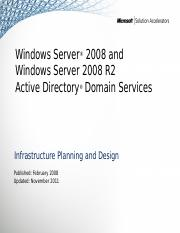 IPD - Active Directory Domain Services version 2.2.pptx