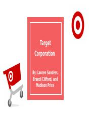 AC325_Group A_Annual Report Presentation_Target Corporation.pptx