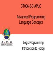 01_LogicProgramming-Prolog_Inroduction