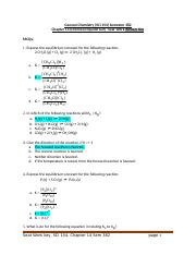 chapter14  Seat Work Answers.doc