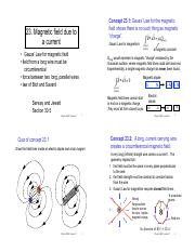 23. Magnetic field due to a current.pdf