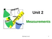2013-ALC-Unit 2-Measurements
