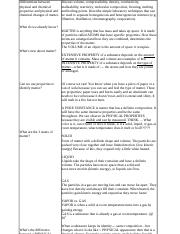 cornell notes chapter 2 chemistry - Julian Nieto