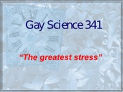 GS+341+Greatest+Stress