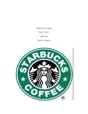 Starbucks Case Study.doc