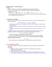 Newton2ndlaw_notes