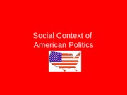 Lecture 2 - Social Context Powerpoint