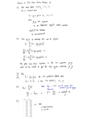 Answers to Final Exam Review Questions II(1)