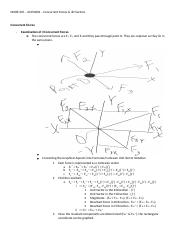 MARE 205 - 20150604 - Concurrent Forces & 3D Vectors.docx
