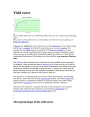 33952180-Yield-Curve-and-Theories