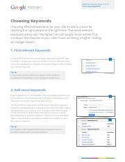 Choosing Keywords for your Clients (Agency).pdf