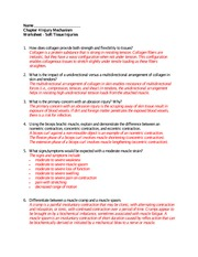 C4_IM_WorksheetSoftTissue_Injury_answer - Assignment