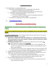 Con Law_Redish Outline #2.docx