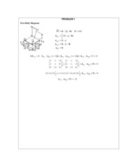 Practice Final - F10 - Solution
