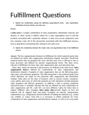 Fulfillment Qusestions(1) (1)