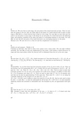 Homework 2 Solution on Real Analysis Fall 2014