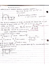 Notes on Definition and Properties of Integral