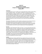 Managerial Project_Problem_Set