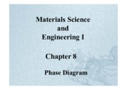 Chapter 8 Material Science