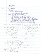 ChemCH5 Notes Problems