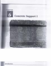 concrete support 1