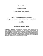IAAS224-Chapter1Labs