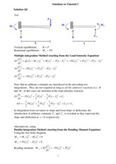T3 - Solutions-Deflection of beams-ivle-1