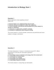 Introduction to Biology Quiz 1.pdf