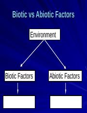 AbioticandBioticFactor-168033 power point.ppt