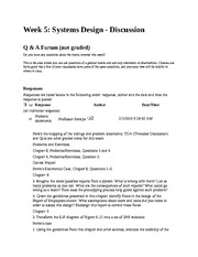 MGMT340 - W5 - Discussion - QA