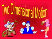 TwoDimensionalMotion