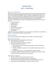 Business Ethics Test 1 Study Guide(2).docx