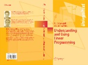 Matousek - Understanding and Using Linear Programming