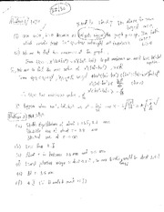 Homework Functions of The Difference and Vectors