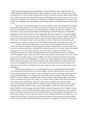 American industrialization essay