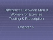 Mov 470 Ch 4 Gender Differences