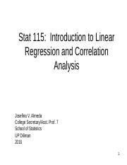 Stat115_9_Correlation  Regression students