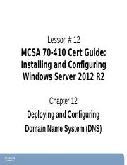 Chapter12Windows2012-70-410 ce