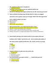 reproductive exam 3 questions.docx